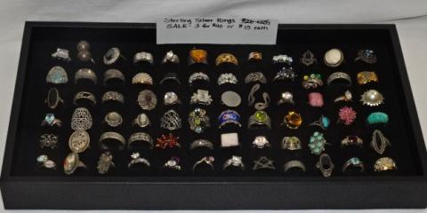 Sterling Silver Rings Sale! $15.00 Each  , Greece, New York