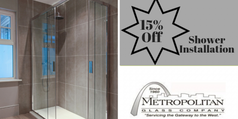 Warm Up Your Winter - 15% off Shower Installation, Ballwin, Missouri