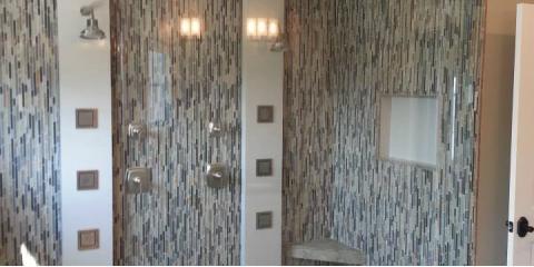 Residential Glass Experts Explain 3 Shower Door Styles, Rochester, New York