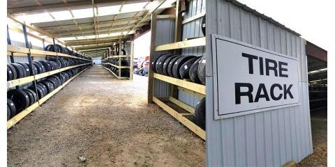 Bessler's Tire Inventory, Hebron, Kentucky