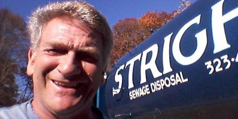 Keeping the Leach Field Clean by Pumping the Septic Tank - Stright Company - Septic Systems by Bob Aillery , Stamford, Connecticut