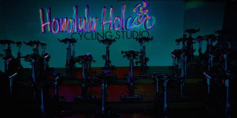 Honolulu Holo Cycling Studio, Fitness Classes, Health and Beauty, Honolulu, Hawaii
