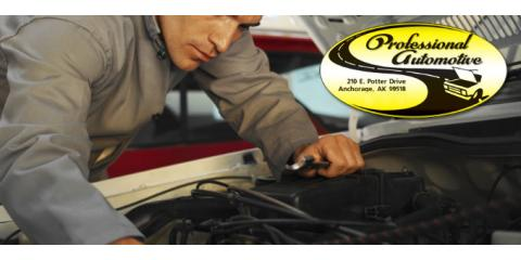 Anchorage's Top Mechanics Explain How to Check the Fluid in Your Car's Transmission, Anchorage, Alaska