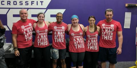 Alissa Herman - Bombers CrossFit Member Spotlight, Beavercreek, Ohio