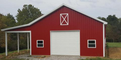 CKR Pole Building, Sheds & Barns, Shopping, Richmond, Kentucky