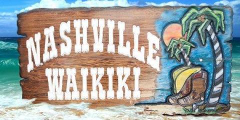 Nashville Waikiki, Bars, Nightlife and Music, Honolulu, Hawaii