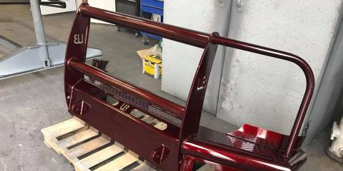 Why Powder Coating Is Better Than Paint, Kalispell, Montana