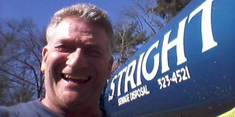 Call Bob Aillery of Stright Company! - Septic Systems and Septic Tank Inspections, Stamford, Connecticut
