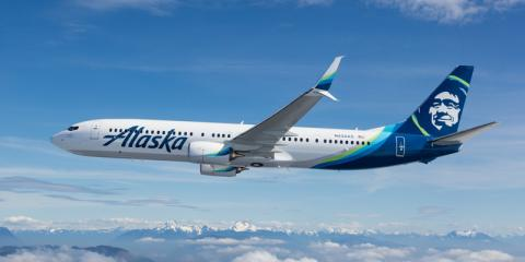 Teeth Cleaning & Jet Setting: Win Two Alaska Airline Tickets!, Anchorage, Alaska