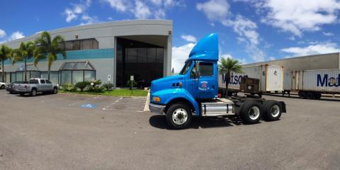 Hawaii Transfer Company, Ltd., Transportation Services, Services, Waipahu, Hawaii