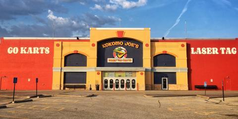 Kokomo Joe's Family Fun Center, Family Activities, Family and Kids, Saint Peters, Missouri
