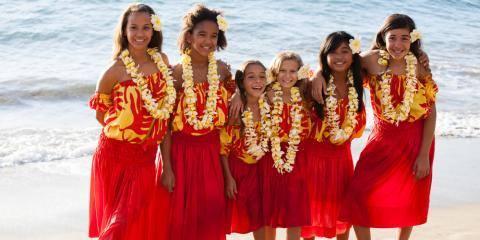 History of Hawaiian Lei Day on May Day, Hawaii County, Hawaii