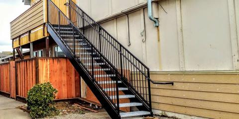 How Custom Metal Staircases Can Fit Your Home's Décor, Hayward, California