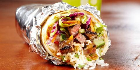 What Exactly is a Currito?, Cincinnati, Ohio