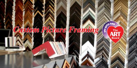 The Art Board, Picture Framing, Services, Honolulu, Hawaii