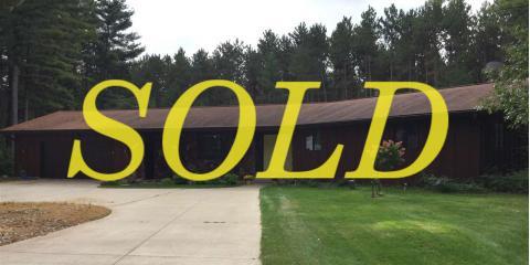 Congratulations to Wisconsin Rapids Homeowners on your sale with Deb Kawleski! , Nekoosa, Wisconsin