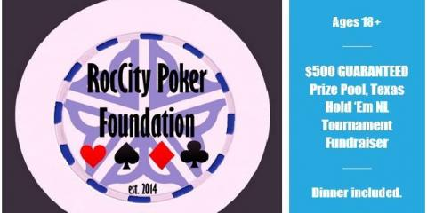 Roc City Poker Foundation Presents Turbo for Tour , Rochester, New York