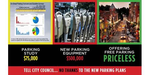 Staunton City Parking, Stuarts Draft, Virginia