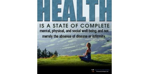 Our office is committed to you health and well-being!, Florissant, Missouri