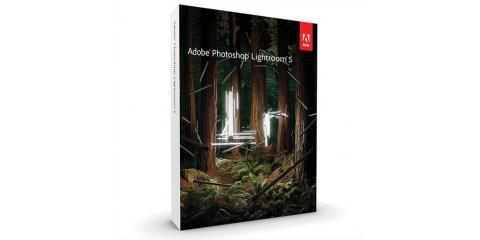 Get Adobe's New Lightroom 5 & Top Photo Editing Software at 17th Street Photo, Manhattan, New York