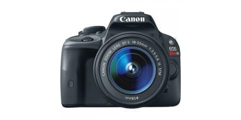 The New Lightweight Canon EOS Rebel Now Available! , Manhattan, New York