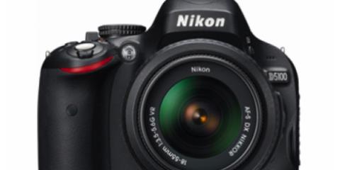 17th St Photo: $150 Rebate on Nikon D5100 Digital SLR Camera, Manhattan, New York