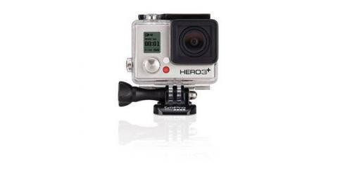 New Arrival: GoPro Hero3+ Silver Edition Camera is 17th Street Photos Latest & Greatest , Manhattan, New York