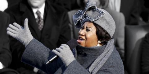 ARETHA FRANKLIN WILL DISCOUNT-$50, Manhattan, New York