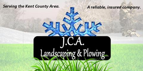 J.C.A. Landscaping & Plowing, Landscaping, Services, Coventry, Rhode Island