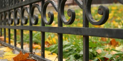 How an Ornamental Iron Fence Can Improve Your Property, New Braunfels, Texas