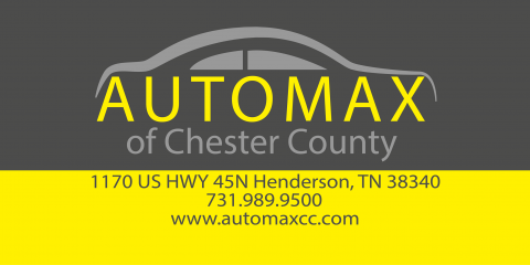 Automax of Chester County, Car Dealership, Shopping, Henderson, Tennessee
