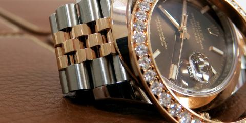 How to Clean a Watch With a Custom Diamond Bezel, Miami, Florida