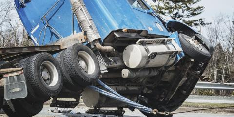 The Dangers of 18-Wheelers, Explained by Experienced Trial Lawyers, Austin, Texas