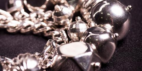 A Guide to 4 Types of Silver Jewelry, Irondequoit, New York