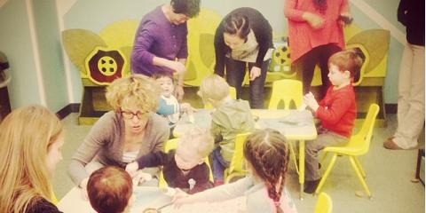 Citibabes Offers Experiential Children's Classes Through CitiSchool, Manhattan, New York