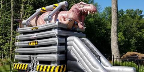 3 Ways to Prepare Your Yard for Your Bounce House Rental, Greece, New York