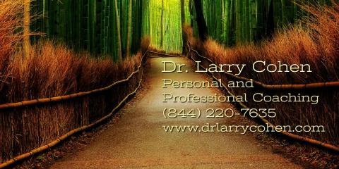 Dr. Larry Cohen Life Coaching, Life Coaching, Health and Beauty, Haddon Township, New Jersey