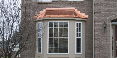 Standing Seam Copper Roof, Cincinnati, Ohio