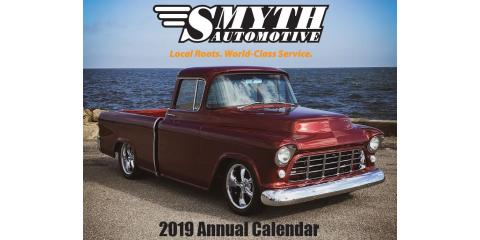 Enter your hot-rod to be in our Car Calendar !, Newark, Ohio