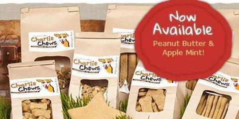 Reward Your Dog With All-Natural, Organic Dog Treats From Charlie Chews, Manhattan, New York