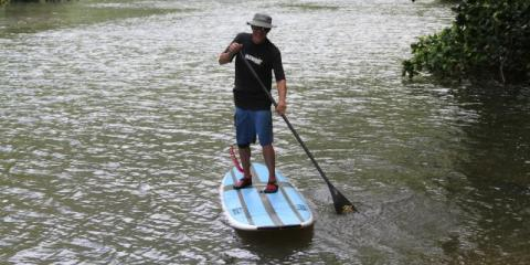 3 Reasons to Give Stand-Up Paddle Boarding a Try, Honolulu, Hawaii