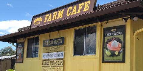 The Best of Farm-to-Table: 4 Must-Try Items at Kahuku Farms, Kahuku, Hawaii