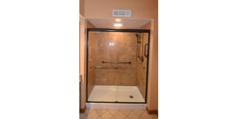Allison Basement Shower, Alliance, Ohio