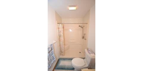 Loy Shower with Seat, Alliance, Ohio