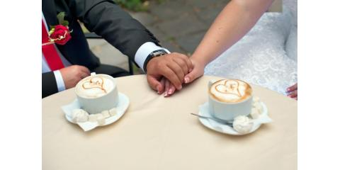 7 Tips On Having A Coffee or Espresso Bar At Your Wedding , Potomac, Maryland