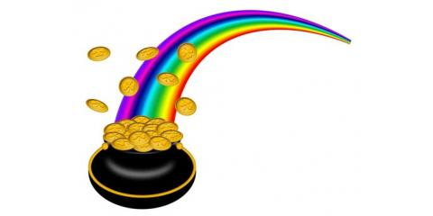 Something Better Than A Pot Of Gold!, Potomac, Maryland