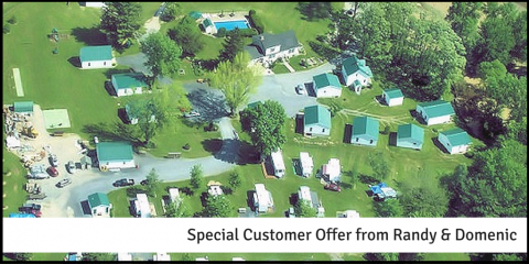 Special Customer Offer from Randy & Domenic, Wolcott, Connecticut