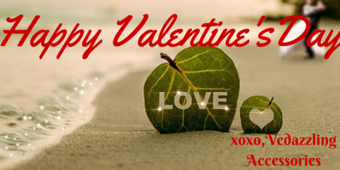 Love is in the Air with Vedazzling Accessories!, Brooklyn, New York