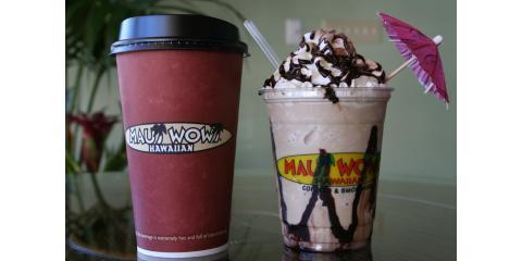 Hawaiian Coffees - Hot, Cold, Frozen...So Many Ways To Enjoy, Potomac, Maryland