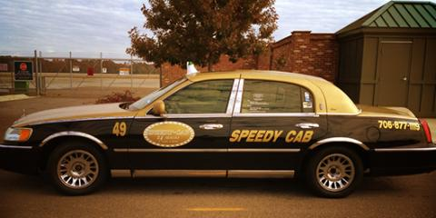 3 Reasons to Take a Taxi From Speedy Cab of Augusta, Augusta, Georgia